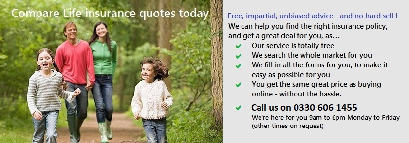 What is life assurance, free quote, free advice.